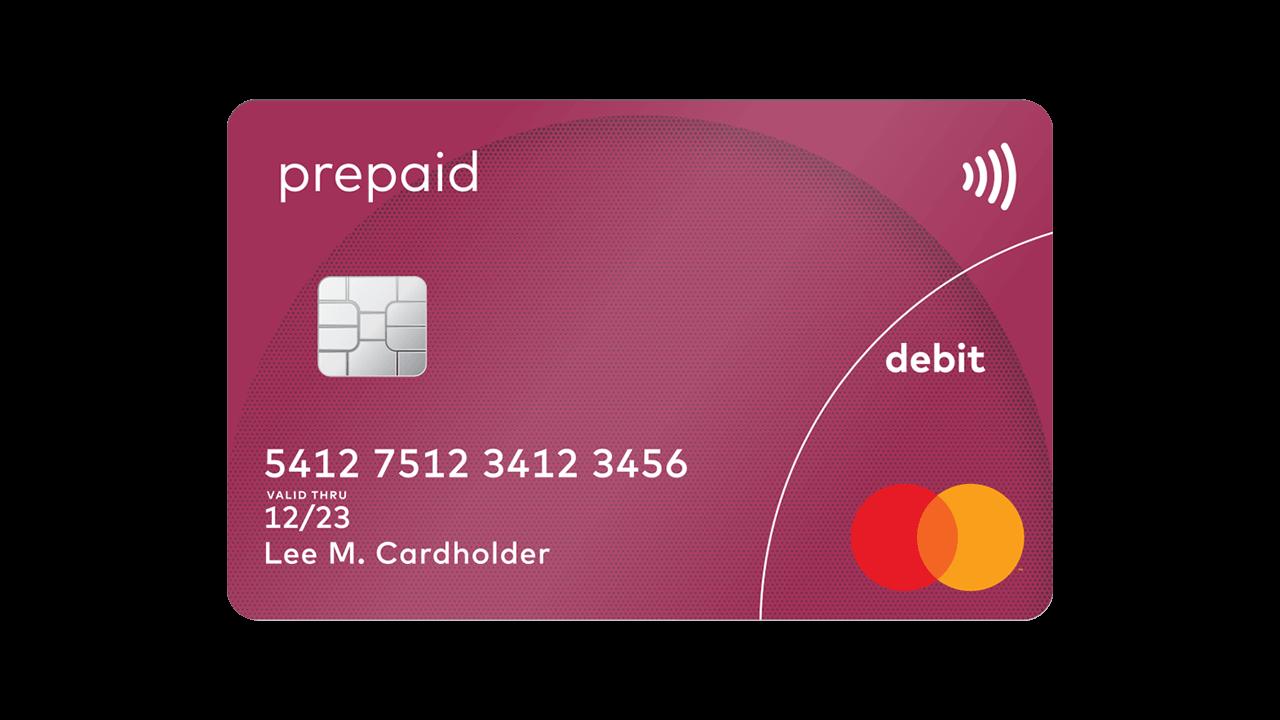 Fuel & Grocery Prepaid Cards Standard Prepaid Card